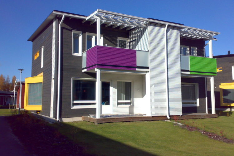 As Oy Sateenkaari, Oulu