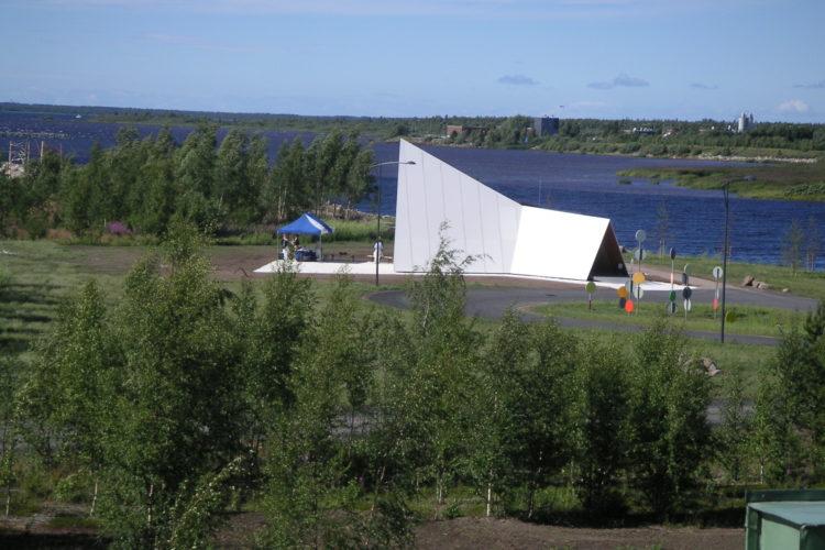 Lilja kappeli, Asuntomessut Oulu